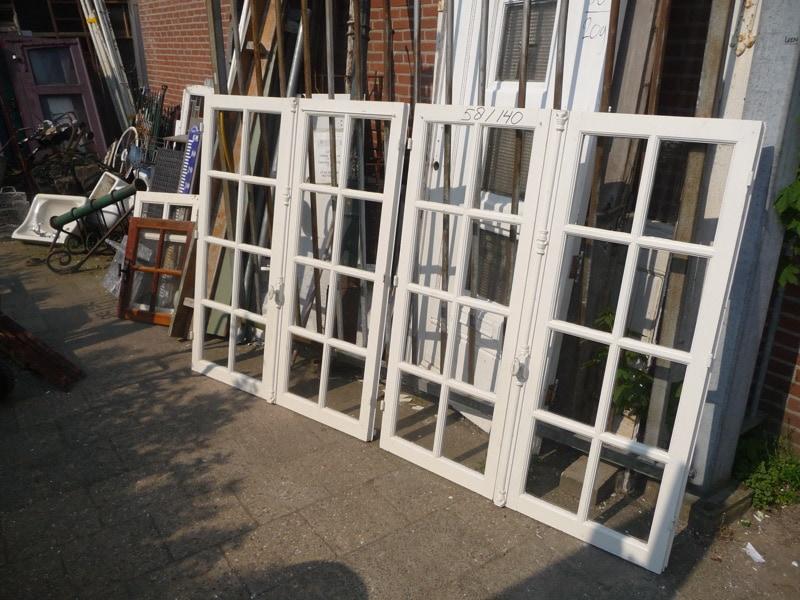 2 set van 2 ramen antieke bouwmaterialen diversen te koop bij leen oude bouwmaterialen - Kamer jaar oude jongen ...