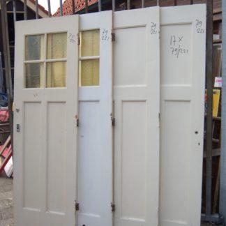 LEEN_Oude bouwmaterialen_4 oude deuren 100.10.100332