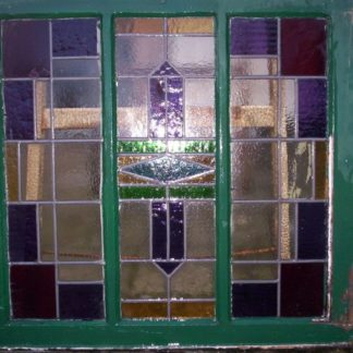 LEEN_Oude bouwmaterialen_Bovenlict glas-in-lood 300.10.100457