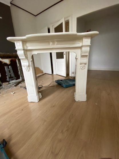 LEEN_Oude bouwmaterialen_Houten schouw C35678