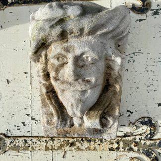 LEEN_Oude bouwmaterialen_Gevelornament D23893