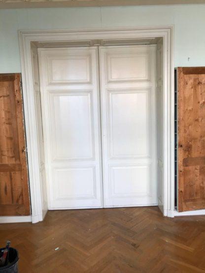 LEEN_Oude bouwmaterialen_Set ensuite deuren D72524