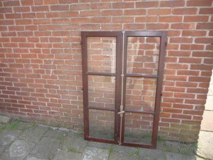 LEEN_Oude bouwmaterialen_Dubbel openslaand raam 800.110.100814