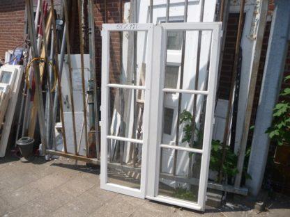 LEEN_Oude bouwmaterialen_Dubbel raam 171 x 55 100.90.100869