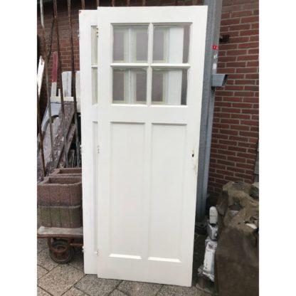 LEEN_Oude bouwmaterialen_Bruynzeel paneeldeur E18576