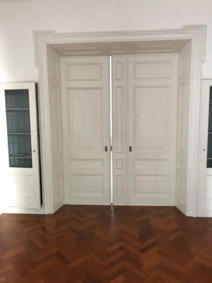 LEEN_Oude bouwmaterialen_Set ensuite deuren E96113