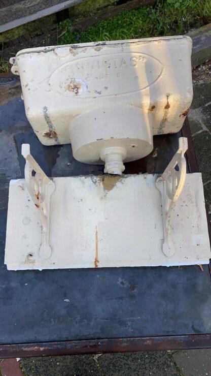 LEEN_Oude bouwmaterialen_Antieke stortbak G63840