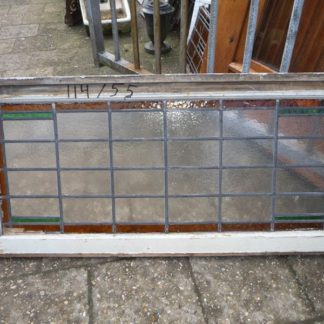 LEEN_Oude bouwmaterialen_Glas in lood bovenlicht 300.10.100088