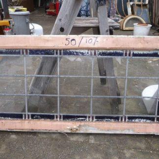 LEEN_Oude bouwmaterialen_Glas in lood bovenlicht 300.10.100089