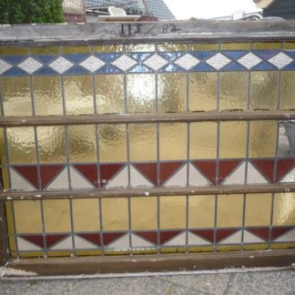 LEEN_Oude bouwmaterialen_Glas in lood paneel 300.20.101962
