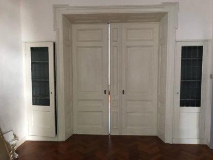 LEEN_Oude bouwmaterialen_Set ensuite deuren H58799