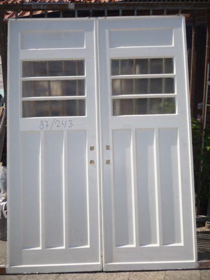 LEEN_Oude bouwmaterialen_Kamer en suite deuren Bruynzeel 100.30.101539