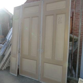 LEEN_Oude bouwmaterialen_Kamer en suite schuifdeuren  100.30.102271