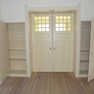 LEEN_Oude bouwmaterialen_Kamer ensuite deurenset met glas 100.30.102377