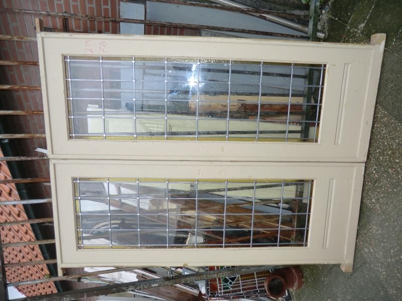 Rail Kamer En Suite Deuren.Kamer En Suite Deuren Glas In Lood Ensuite Deuren Restoric Glas In