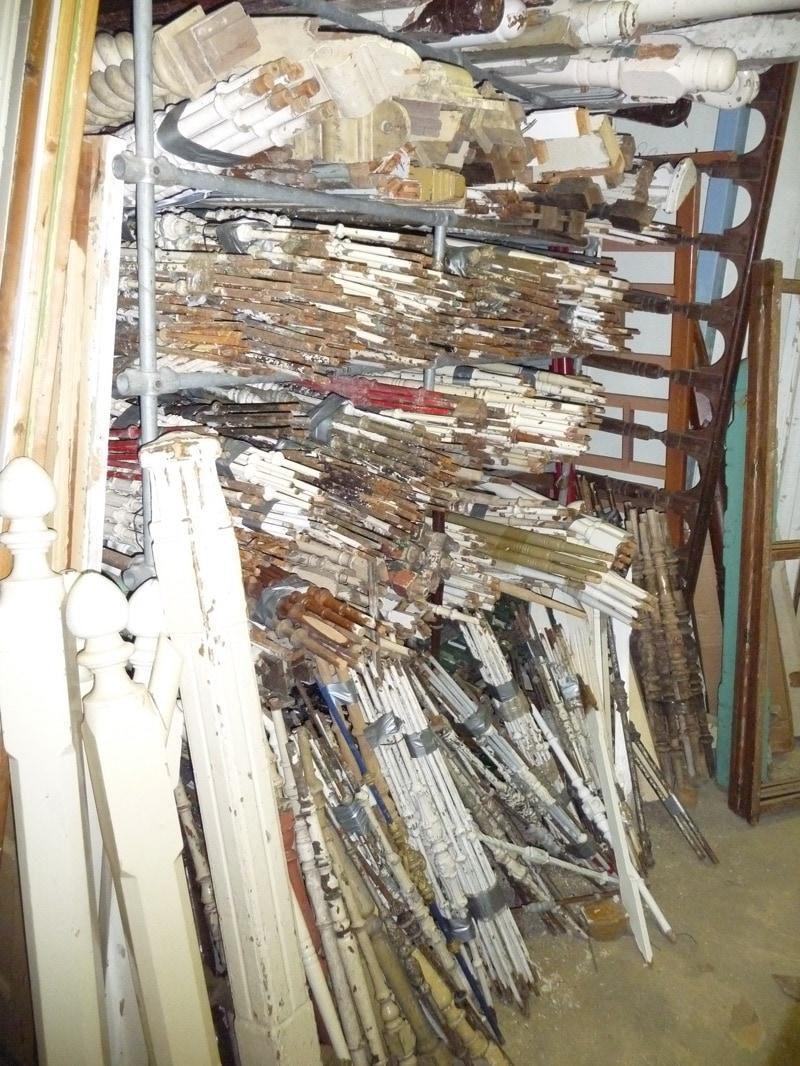 Metalen trapspijlen trapspijlen ijzer traponderdelen te koop bij leen oude - Kamer jaar oude jongen ...