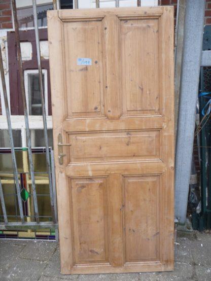 LEEN_Oude bouwmaterialen_Mooie oude paneeldeur 100.120.101419