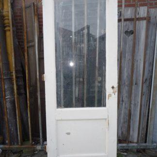 LEEN_Oude bouwmaterialen_Oude deur met glas 100.70.101621