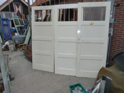 LEEN_Oude bouwmaterialen_Paneeldeur met 4 vakken 100.50.102332