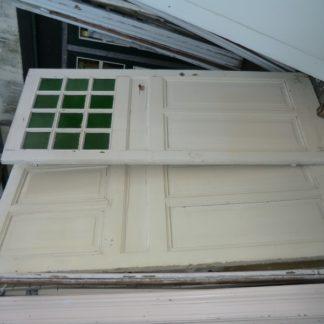 LEEN_Oude bouwmaterialen_Paneeldeuren met en zonder glas 100.10.102371