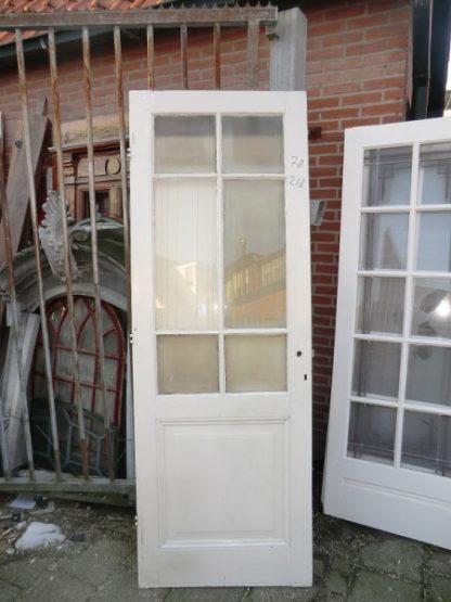 LEEN_Oude bouwmaterialen_Portaaldeur met glas  100.70.102249
