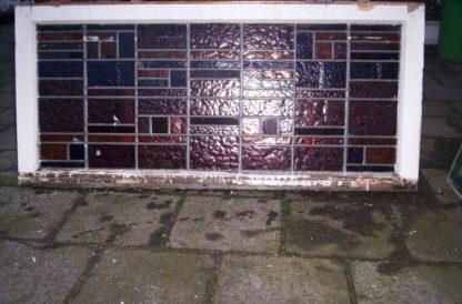 LEEN_Oude bouwmaterialen_Raam glas in lood 300.10.100460