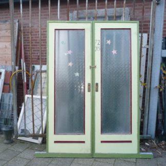 LEEN_Oude bouwmaterialen_Set kamer en suit deuren 100.30.101117