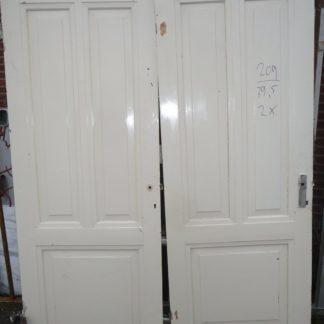 LEEN_Oude bouwmaterialen_Set oude deuren 100.120.101337