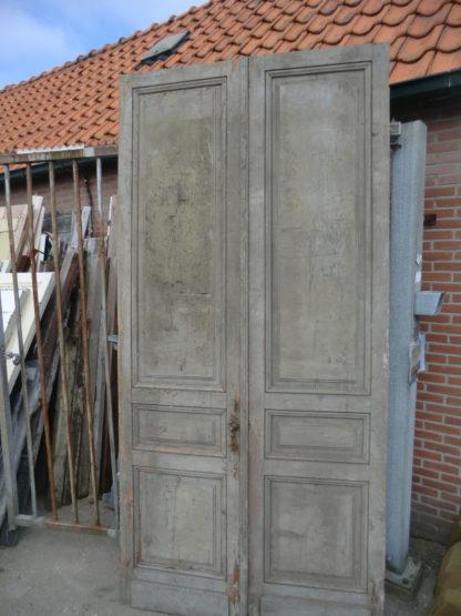 LEEN_Oude bouwmaterialen_Set paneeldeuren  100.10.102299