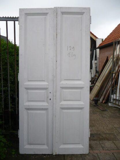 LEEN_Oude bouwmaterialen_Set portaaldeuren 100.70.100155