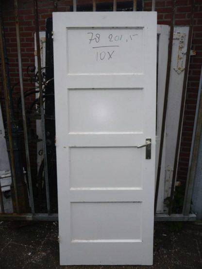 LEEN_Oude bouwmaterialen_Set van 10 paneeldeuren 100.10.100150
