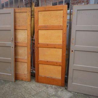 LEEN_Oude bouwmaterialen_Set van 17 oude deuren 100.50.102030