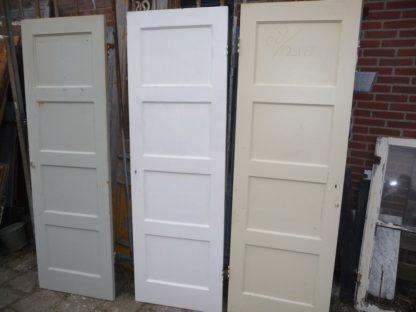 LEEN_Oude bouwmaterialen_Set van 3 oude deuren 100.10.102079