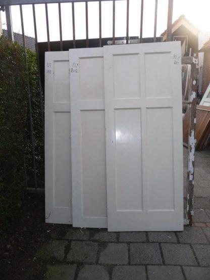 LEEN_Oude bouwmaterialen_Set van 4 paneeldeuren 100.10.100111