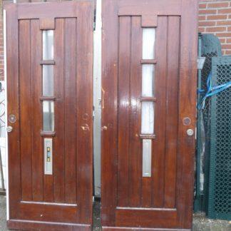 LEEN_Oude bouwmaterialen_Set voordeuren 100.60.101336